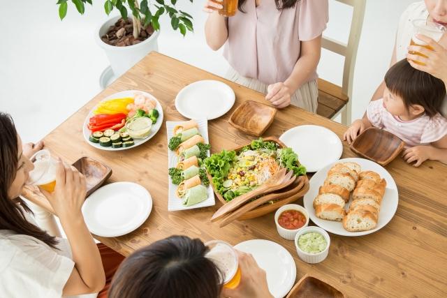 日常の中で楽しみを見つけると幸福度がアップする~食事を楽しむ~のイメージ画像